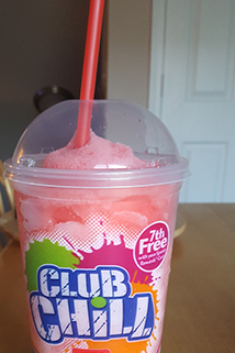 Memories of a Slushie